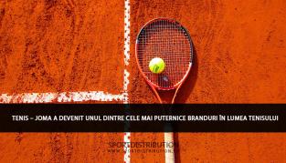 Tenis – Joma a devenit unul dintre cele mai puternice branduri în lumea tenisului