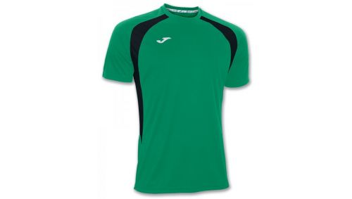 TRICOU CHAMPION III GREEN-BLACK S/S