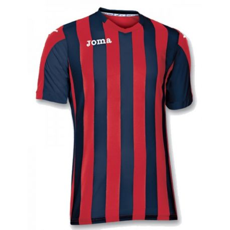 TRICOU COPA RED-NAVY S/S