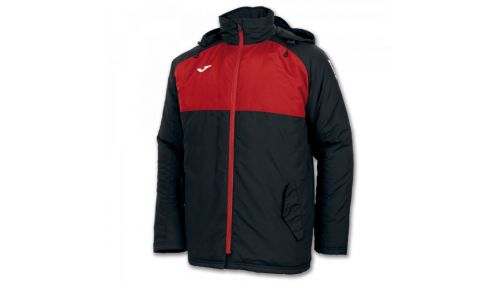 ANORAK ANDES BLACK-RED