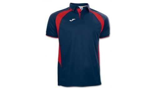 POLO CHAMPION III NAVY-RED S/S