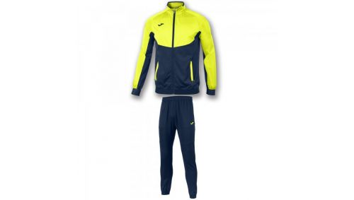 TRENING ESSENTIAL MICRO NAVY-FLUOR YELLOW