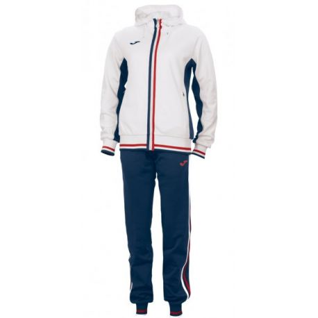 TRENING POLY. TERRA WHITE-RED-NAVY WOMAN