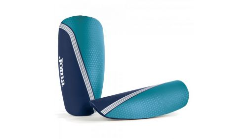 SHINGUARDS J-PRO NAVY-TURQUOISE -PACK 5-