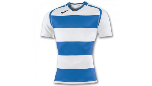 TRICOU PRORUGBY II ROYAL-WHITE S/S