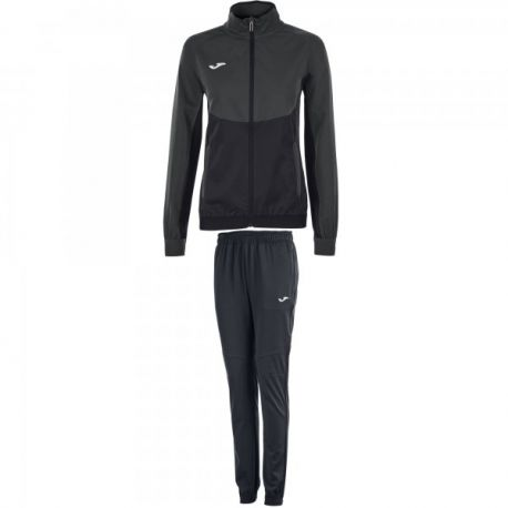 TRENING ESSENTIAL MICRO ANTHRACITE-BLACK WOMAN