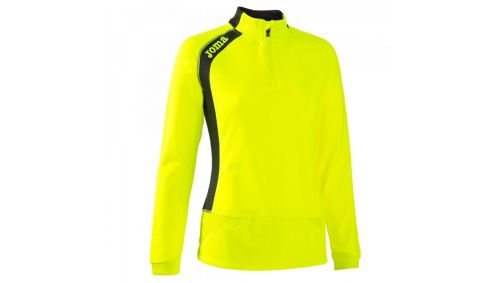 HANORAC 1/2  ZIPPER ELITE V FLUOR YELLOW