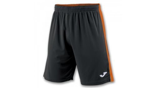 TOKIO II SHORT BLACK-ORANGE
