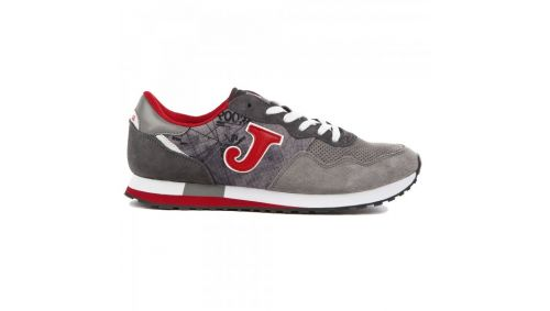 C.367 MEN 712 GREY-RED