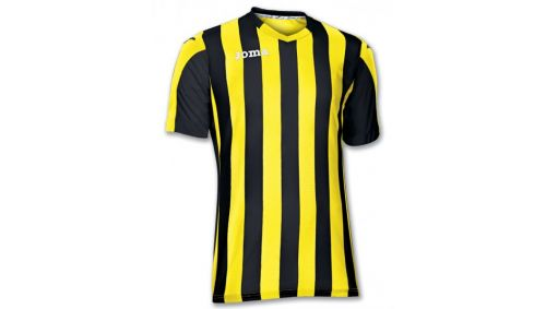 TRICOU COPA YELLOW-BLACK S/S