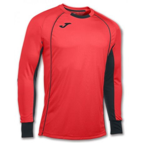 TRICOU GOALKEEPER PROTEC CORAL FLUOR L/S