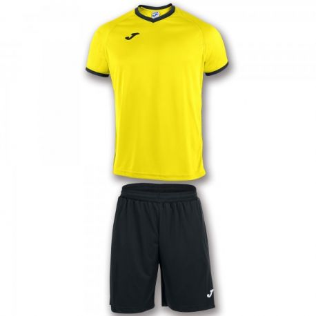 SET ACADEMY YELLOW-BLACK S/S
