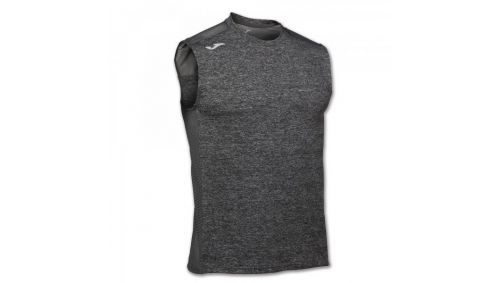 TRICOU RUNNING ANTHRACITE SLEEVELESS