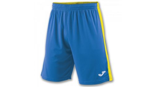 TOKIO II SHORT ROYAL-YELLOW