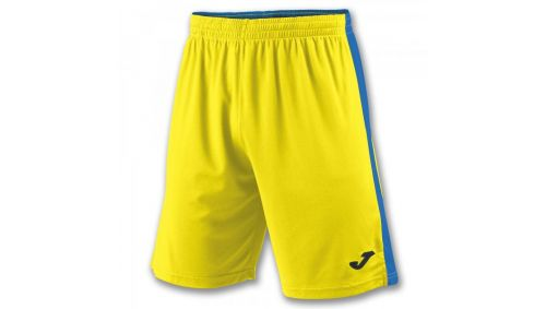 TOKIO II SHORT YELLOW-ROYAL