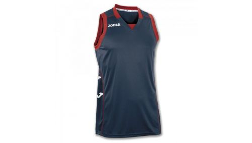 TRICOU CANCHA II NAVY-RED SLEEVELESS