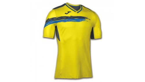TRICOU TENIS PICASHO YELLOW S/S