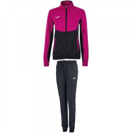 TRENING ESSENTIAL MICRO BLACK-PINK WOMAN