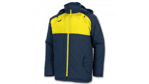 ANORAK ANDES NAVY-YELLOW