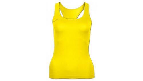 TRICOU SKIN YELLOW SLEEVELESS WOMAN