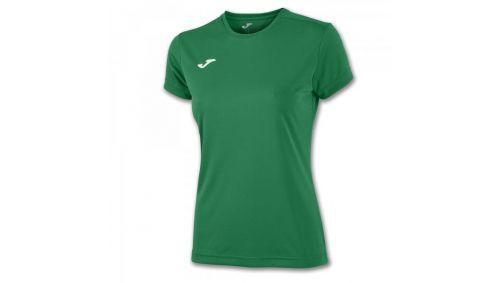 COMBI WOMAN SHIRT GREEN S/S