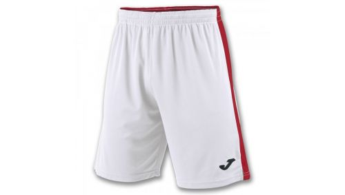 TOKIO II SHORT WHITE-RED
