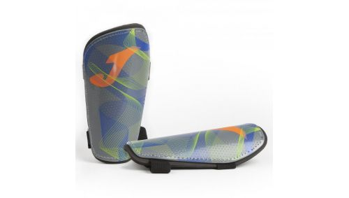 SHINGUARDS IMPACT II GREY -PACK 4-