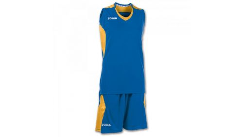 SET BASKET SPACE ROYAL-GOLD SLEEVELESS W.