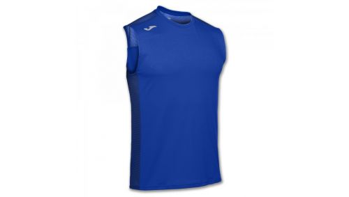TRICOU RUNNING ROYAL SLEEVELESS