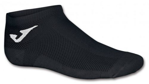 INVISIBLE SOCK BLACK -PACK 12 PRS-