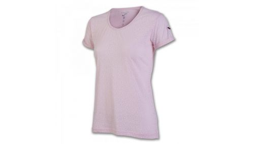 TRICOU RUNNING PINK S/S