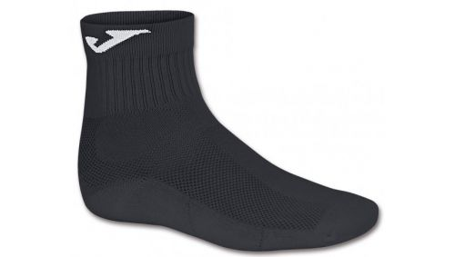 MEDIUM SOCK BLACK -PACK 12 PRS-