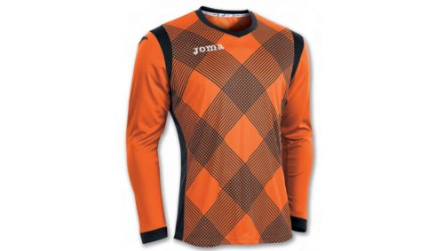 TRICOU PORTAR  DERBY ORANGE-BLACK L/S