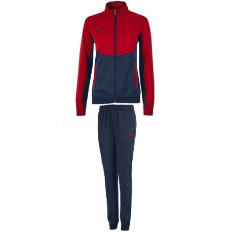 TRENING ESSENTIAL MICRO NAVY-RED WOMAN