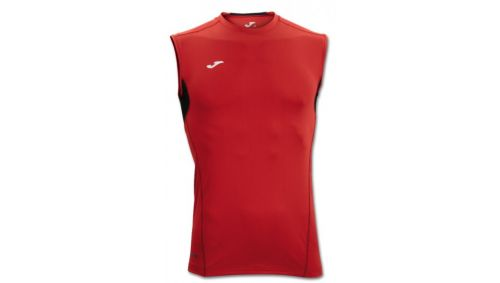 TRICOU SKIN RED-BLACK SLEEVELESS