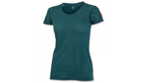 TRICOU RUNNING GREEN S/S