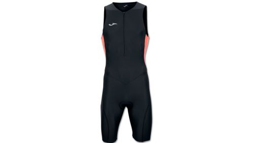 BODY DUATHLON BLACK SLEEVELESS