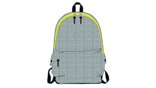 BACKPACK GREY -BACK TO SCHOOL-