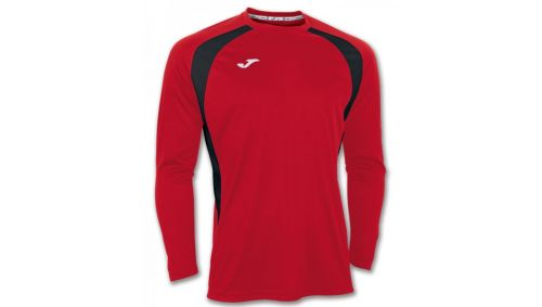 TRICOU CHAMPION III RED-BLACK L/S