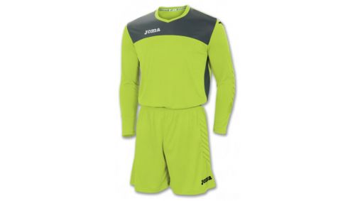 GOALKEEPER SET AREA IV GREEN-GREY TRICOU+SORT