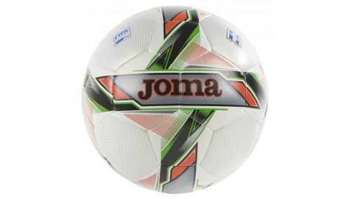SOCCER BALL GRAFITY WHITE-GREEN SIZE 62
