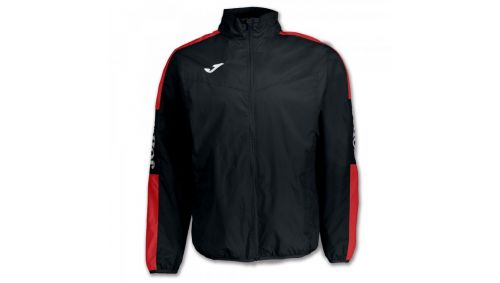 IMPERMEABIL CHAMPION IV BLACK-RED