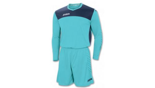 GOALKEEPER SET AREA IV TURQ-NAVY TRICOU+SORT