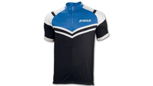 TRICOU CYCLING BLACK-ROYAL