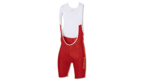 BODY CYCLING TOUR RED SLEEVELESS