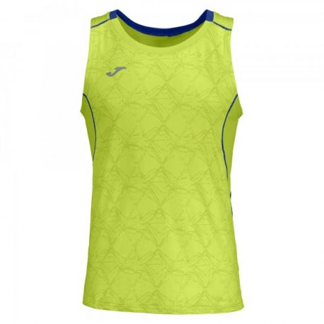 TRICOU RUNNING LIME SLEEVELESS