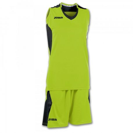 SET BASKET SPACE LIME PUNCH-NAVY SLEEVELESS W.
