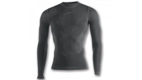 TRICOU BRAMA EMOTION II ANTHRACITE L/S