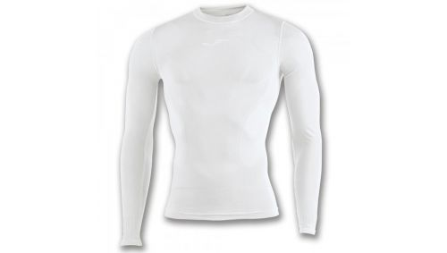 TRICOU BRAMA EMOTION II WHITE L/S