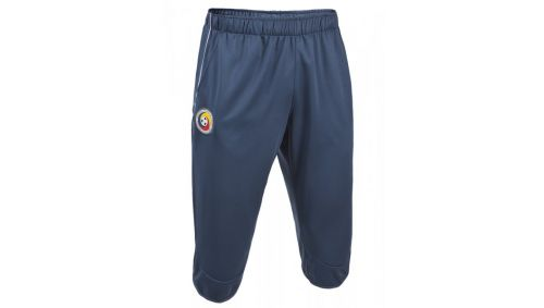 PANTALONI 3/4  TRAINING  F.A. RUMANIA BLUE